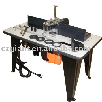 woodworking table/wood cutting tool/router table(CSA/CUS)