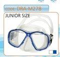 Novo estilo júnior tamanho máscara de mergulho ( DRA-M278 )