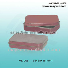 Mints tin case with excellant printing ML-065
