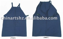 Cotton Apron - art smock - nylon painting apon from China artist apron factory supplier