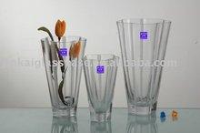 cube glass vase wholesale