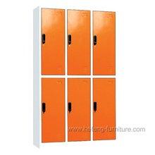 2 Tier 3 Wide Lockers