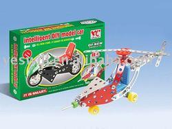 Intelligent DIY Model Car toy