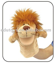 High Quality Educational Toys Hand Puppet--Lion