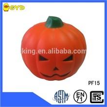 Decoration PU foam Halloween pumpkin toy