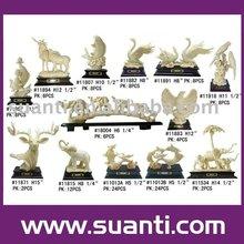 Polyresin horse,elephant,birds,eagles,animals,figurines,religious statue,inida god,hindu god statues,christian statue