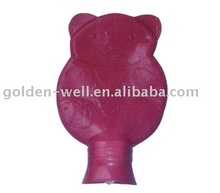Health Care 500ml Natural Rubber Hot Water Bottle (GHWB4405)