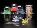 Shaker palito acrílico/ acrílico vasilha