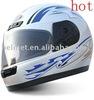 100% ABS material full face helmet AD-175