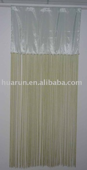 decorative string curtain