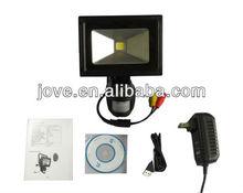 100% Original manufacturer---Flood security light (PIR built in and 2MP when capture)
