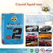 Crystal car wax/ car wax/ carnauba car wax