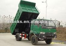 8 tons self loading dump truck