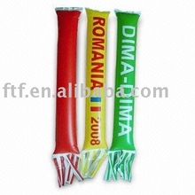 Inflatable Advertising/Inflatable stick, cheering/thunder bang stick