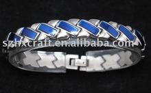 2012 fashion links 925 silver bracelet for women