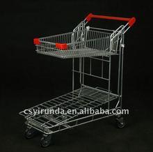 folding factory warehouse cargo cart/trolley