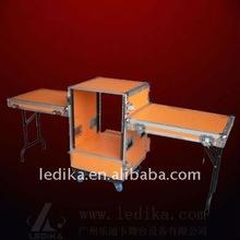 12U Case+drawer+table