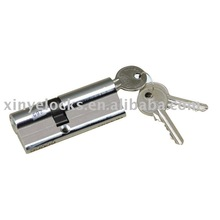 70mm door cylinder locks with nick plated