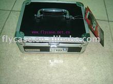 2013 new design Aluminum cash box ,coin box with safe locks