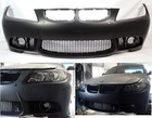 M3 style Front bumper for BMW E90 (with fog lamp) PP