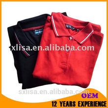 Men's T/C mesh polo shirt, garment