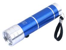 Smiling Shark 8 LED Red Laser SS-5010 Flashlight Led Flashlight with Laser Pointer