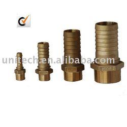 Brass Hose Nipple,galvanized Camlock Fitting