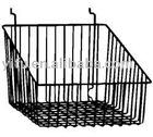 9207005 Wire Basket --Sloped Front Basket