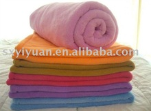 coral fleece blanket &baby blanket&travel blanket