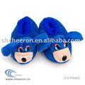 Plush Toy Slipper crianças animais chinelo