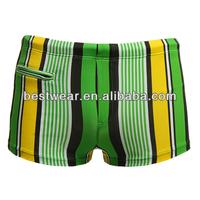 men's new fashion printed high quality beach shorts beach wear