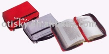 600D polyester book cover bag