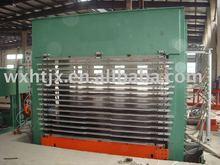 woodworking machinery/hot press