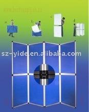 Aluminum Folding Panel/advertising display