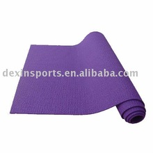 Purple Fashion Sports Women Keep Fit Foam Yoga Mat