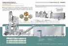 automatic peanut tissue protein equipment/machine/processing line