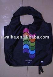foldable polyester bag/ shopping bag