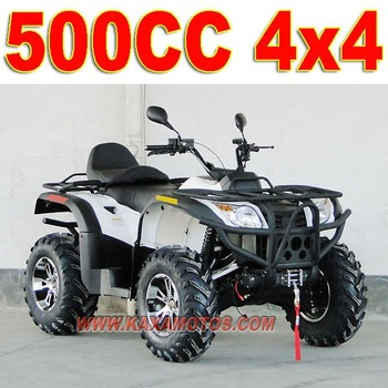 4x4 500cc Off Road Vehicle