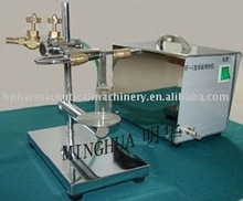 Ampoule melt and sealing machine for lab
