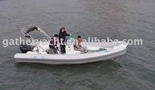 2013 New Zodiac inflatable boat RIB680B for sale