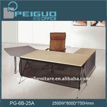 PG-6B-25A l shaped desks executive desk