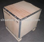 ordinary plywood foldable box