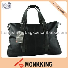 Leather briefcase laptop bag for ipad