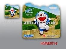 newest paper type soft pvc fridge magnet for gift