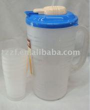 Cheap plastic cool water pitcher/jug/pot