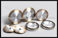 Diamond glass grinding wheels