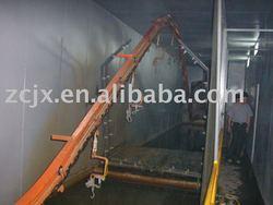 Acid pickling and Phosphating Hanging conveyor assembly line