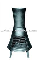 cast iron garden fireplace TCH075