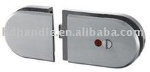 single swing door indictor lock and keep inwards opening
