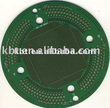 immersion gold 2 layers PCBs/ PCB vendor/ FR4 bare PCB